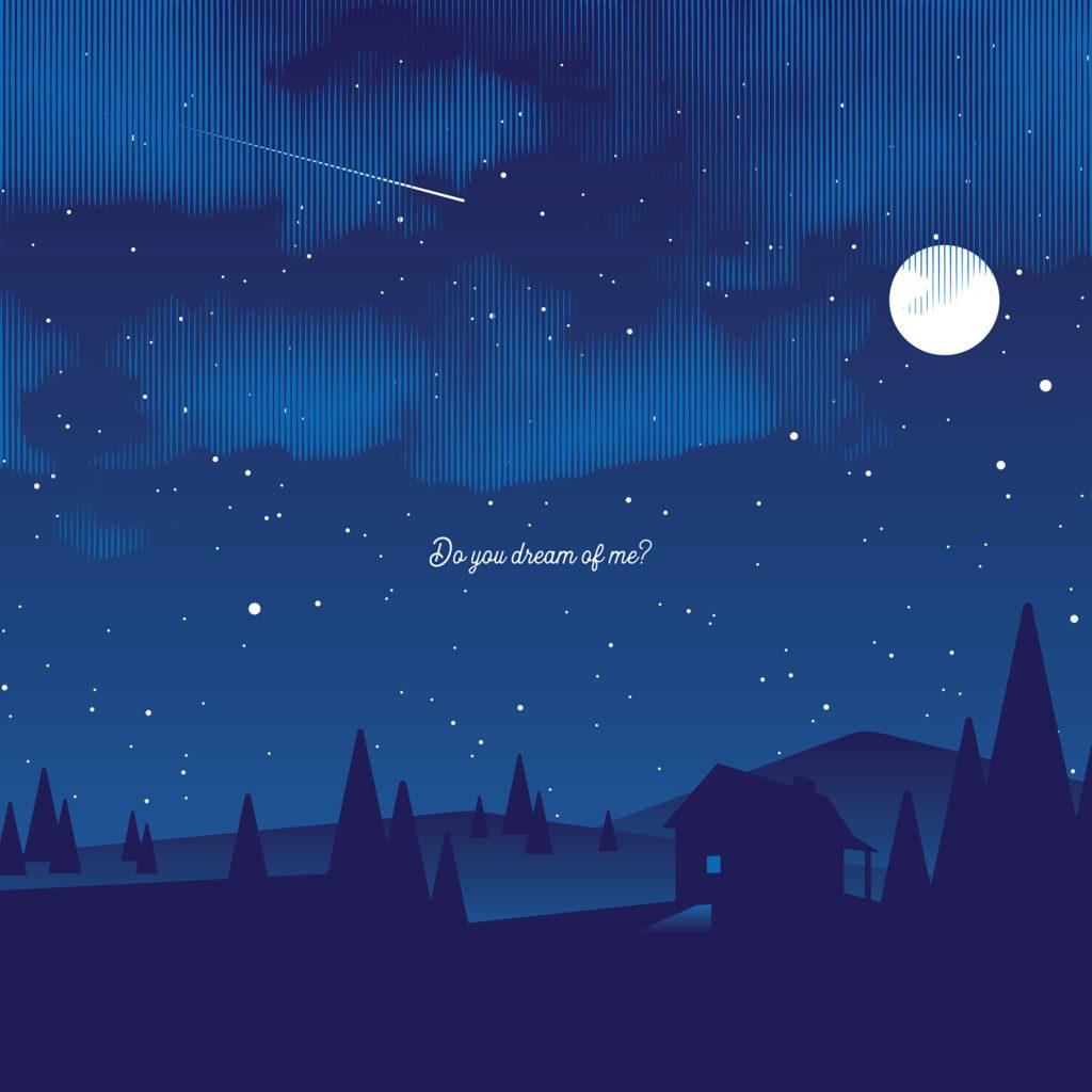 Do You Dream of Me? Album Cover